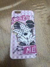 "Minnie Mouse ""stupirmi"" iPhone 6 PLUS TELEFONO COVER"