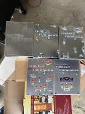 Transformers G1 Dvd Rhino Release Complete Series