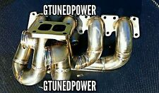 T4 twin scroll 1.8t turbo manifold gtx garrett audi s3, leon cupra r, quattro golf