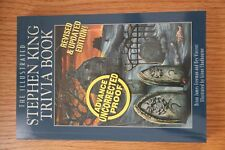 STEPHEN KING ARC: ILLUSTRATED TRIVIA BOOK ARC SOFTCOVER