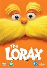 The Lorax (DVD, 2013) FREE POSTAGE