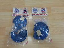 Vintage New York Giants Bicycle Hub Cap Helmets NY Logo  Old School 2 for $39.50