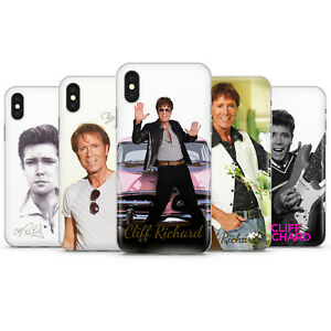 CLIFF RICHARD PHONE CASES & COVERS FOR IPHONE 5 6 7 8 X 11 SE 12 PRO MAX