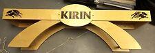 Kirin Beer Resturant  Table Display Made Of Wood