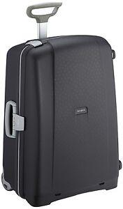 Samsonite Aeris Upright Lightweight Suitcases Travel Flight 71cm - 87.5L Secure