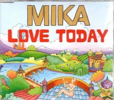 MIKA Love Today RARE 4 TRACK CD   NEW - NOT SEALED