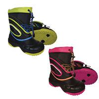 XTM Buzz Kids Winter Apres Snow Gum Boots Size 25-36 Euro