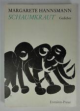 Hap Grieshaber  Schaumkraut