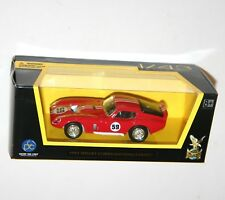 Road Signature - SHELBY COBRA DAYTONA COUPE (1965) Red - Model Scale 1:43