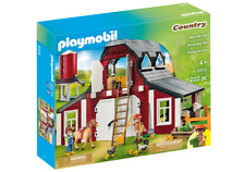 Playmobil Country 9315 Barn with Silo MIB / New