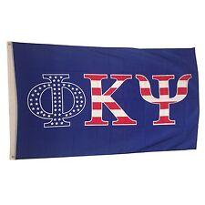 Phi Kappa Psi USA Letter Flag 3' x 5'