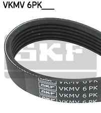 SKF V-Ribbed Drive Belt VKMV 6PK1870 fits BMW 3 Series E91 320i