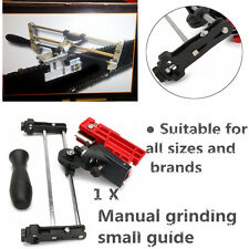 Universal Pro Chainsaw Chain File & Guide Sharpener Grinding Guide for All Sizes