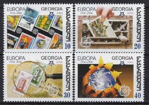 Georgia 2006 Europa Sc #390-93  Set of 4. MNH