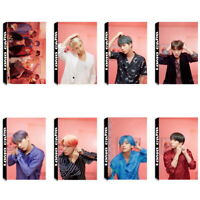 KPOP Bangtan Boys Album MAP OF THE SOUL PERSONA Lomo Card Poster Photo Card