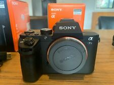 Sony Alpha A7 II 24.3MP Digital Camera - BODY ONLY, AS NEW SHUTTER 1050!+3 BATT$
