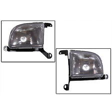 Fog Light Lamp 2p Set For 04 08 Chevy Suzuki Forenza 4d