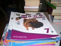 RIVISTA THE DOG COLLECTION NUMERO 10 COCKER SPANIEL INGLESE  HACHETTE 2007