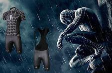 2015 Hot Spider-Man Costume Cycling Kits Bicycle Suits Short Jersey+Bib Shorts