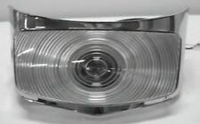 1956 Ford Pickup PARKING LIGHTS , Polished Stainless Trim, PAIR