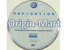Only 2009 Volkswagen Touareg Passat Jetta RNS-510 Navigation DVD Map U.S Canada