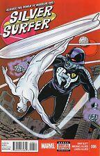 Silver Surfer Comic 011 Marvel 2015 Slott Allred Never After Oversize Issue