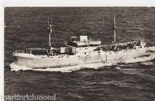 M.S. Prins Frederik Hendrik, Oranje Lijn Shipping RP Postcard, B544