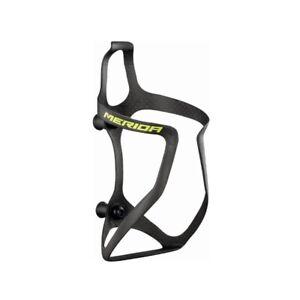 Bottle Cage Carbon Black/Green 16g 2124003193 Merida Bicycle