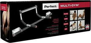 Perfect Fitness Perfect Multi-Gym - White, One Size