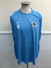 Nike Racing Metro 92 Rugby Player Issued #4 Training Shirt 2008 Maillot Size XXL