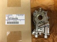 Genuine OEM Subaru 10mm Oil Pump WRX STi Legacy Forester Impreza 15010AA300