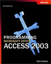 Pro-Developer: Programming Microsoft Office Access 2003 (Core Reference)