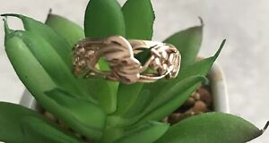 Clogau Welsh Gold 9ct Tree Of Life Ring