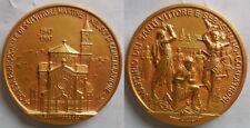 medaglia chiesa San Vottore Martire Olona S. Vittore e S. Sebastino martiri