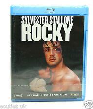 Rocky Boxe Film Blu-ray Regione B NUOVO SIGILLATO Sylvester Stallone Apolo Creed