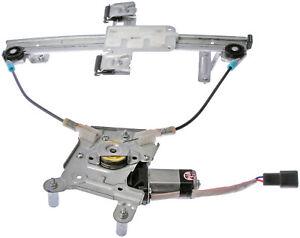 Power Window Regulator w/ Motor (Dorman 741-390) Rear Left