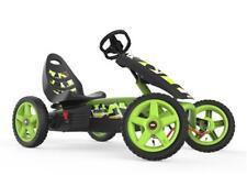 Gokart / Pedal-Gokart Rally Force grün / schwarz BERG toys