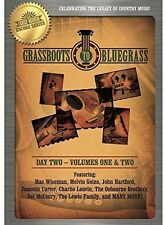 Country's Family Reunion: Grass Roots To Bluegrass DVD