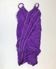 vintage womens speedo bathing suit swim suit one piece size 30 DEADSTOCK NWOT