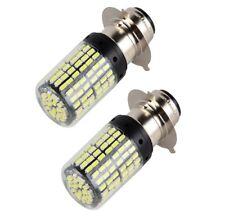 For Yamaha YFM200/DX Moto-4 1985 1986 1987 1988 1989 LED Headlight White Bulbs