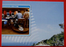 THUNDERBIRDS (The 2004 Movie) - Card#65 - The Main Library - Cards Inc 2004