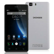 DOOGEE 5 Zoll Android 5.1 Quad Core Smartphone 3G Handy 8GB Dual Kamera/SIM Weiß