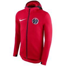 WASHINGTON WIZARDS Nike NBA THERMA Flex On-Court Showtime Hoodie Mens M MEDIUM