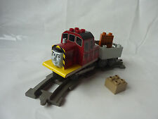 LEGO Duplo Eisenbahn Lok - Thomas & Friends - Salty the Dockyard Diesel Set 3352