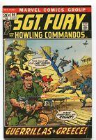 Sgt Fury 99 Fine Marvel Comics   *CBX2D