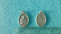 10 Medals St. Francis of Assisi Patron Saint of Animals Children Italy Catholic