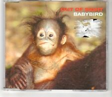 (HI718) Babybird, Out Of Sight - 2000 CD