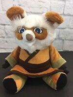 Dreamworks Kung Fu Panda Master Shifu Fox Kohls Cares Plush Stuffed Animal