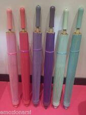 ombrello sposa MATRIMONIO parasole stoffa ombrellino wedding cinese teatro