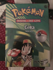 Pokemon Trading Card Game Gym Heroes Erika Theme Deck Factory Sealed